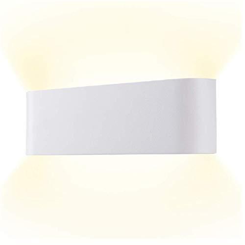 XIARU-12W LED Lámpara de pared Interior,Moderna Apliques de Pared,Moda Agradable Luz de...
