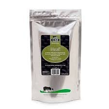 CSJ 'Heal' Dog Herbs 250g To Help Really Soothe The Stomach And Calm Irritation