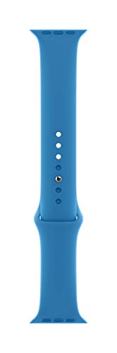 Apple Watch (44 mm) Sportarmband, Surfblau - Regular