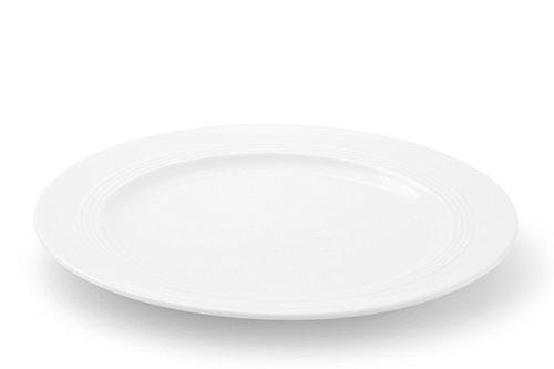 Jeverland Plat Blanc Diamètre 24 cm