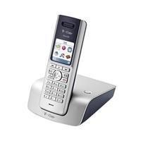 T-Com Sinus A 301i Schnurloses ISDN-Telefon mit integriertem digitalen Anrufbeantworter und beleuchtetem Farbdisplay