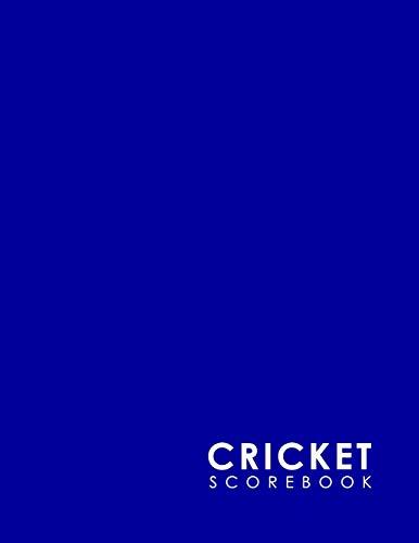 Cricket Scorebook