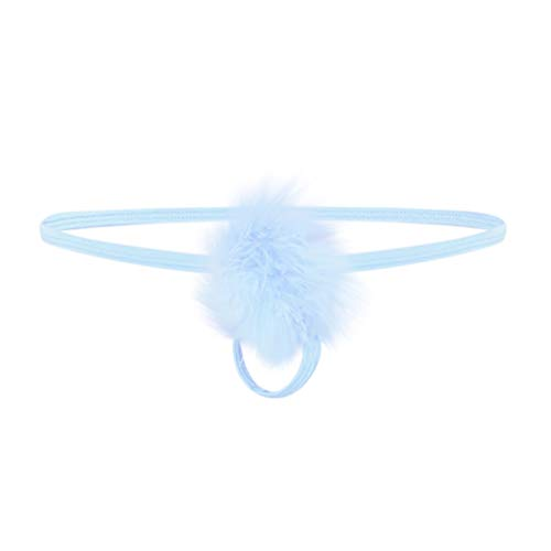 Preisvergleich Produktbild AMUSTER Herren Tanga Strings Unterwäsche G-String Thongs V-String Höschen T-back Plüsch Thong Briefs Unterwäsche