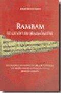RAMBAM El genio de Maimonides by Saban Mario J (2010-08-02)