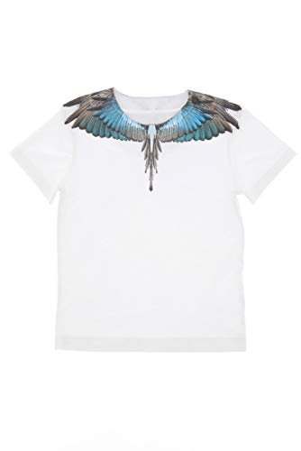 Short-Sleeve Graphic Tees 5 Glifporia Crewneck Tee American Porch Blue Peacock Pattern