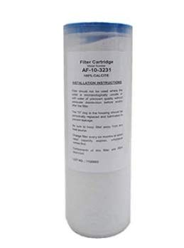 Aries (AF-10-3231 9.75'x3' pH Neutralizer 100% Calcite Filter