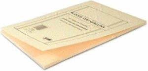 Album Carta da Spolvero Giallina Formato 50x70 50 Fogli 90 Grammi