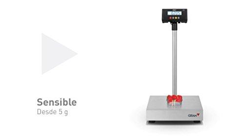 Balanza industrial Gram Precision modelo ZMissil F1-60 (60Kg/10g) dime