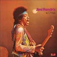JIMI HENDRIX AT THE ISLE OF WIGHT FESTIVAL VINYL LP[2302016] 1971