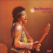 JIMI HENDRIX AT THE ISLE OF WIGHT FESTIVAL VINYL LP[2302016] 1971
