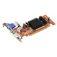 Asus EAX300SE-X/TD/128MB Radeon X300SE 128MB PCI-E DVI-D/VGA Grafikkarte, Retail