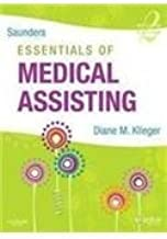 Saunders Essentials of Medical Assisting - Text, Workbook, and Medisoft Version 14 Demo CD Package