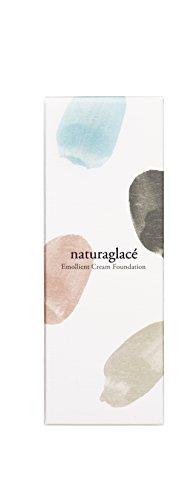 ナチュラグラッセエモリエントクリームファンデーションNO1(明るめの肌色)30gSPF39PA+++