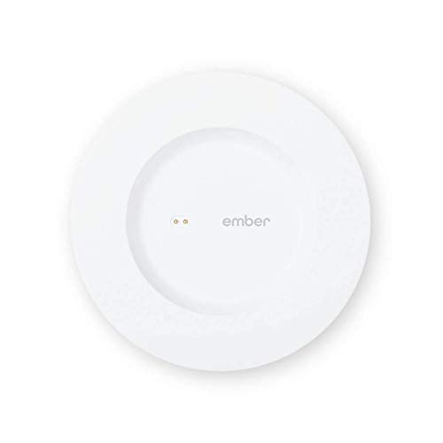 Ember Temperature Control Smart Mug 2 Charging Coaster, White - New and Improved Design