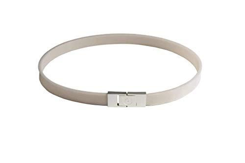 QTECH Flex gode di un supporto per il sollievo dal dolore in una collana elegante ed elegante QTECH