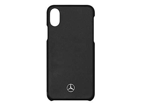 Mercedes-Benz Handyhülle iPhone X, schwarz