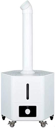 Humidificador Industrial ultrasónico, Tanque de Agua de Gran Capacidad 22L, supermercado Comercial Fruta y Vegetal pulverizador de Aire Fresco Fresco, 3.5 kg/h (Size : Mechanical)