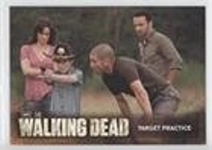 Target Practice (Trading Card) 2012 Cryptozoic The Walking Dead Season 2 - [Base] #43