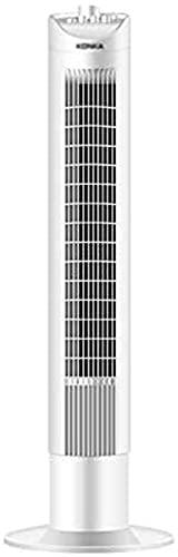 Auoeer Ventilador Sin Incidencia Silencioso, Panel De Alta Definición Ion Negativo Purificación De Aire Giratorio Ventilador Eléctrico, 3 Tipos De Viento, Adecuado para Sala De Estar/Dormitorio