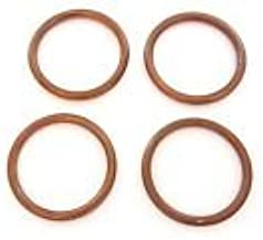 Set of 4 Vesrah Exhaust Gaskets - 18291-MN5-650 - Compatible with Honda CB500/550 VF500/700/750