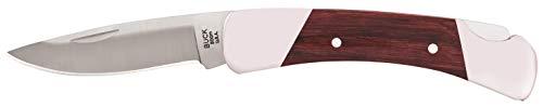 Buck Couteau bu500rws, Unisexe – Adulte, Noir, Taille Unique