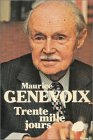 Trente mille jours - Seuil - 01/09/1980
