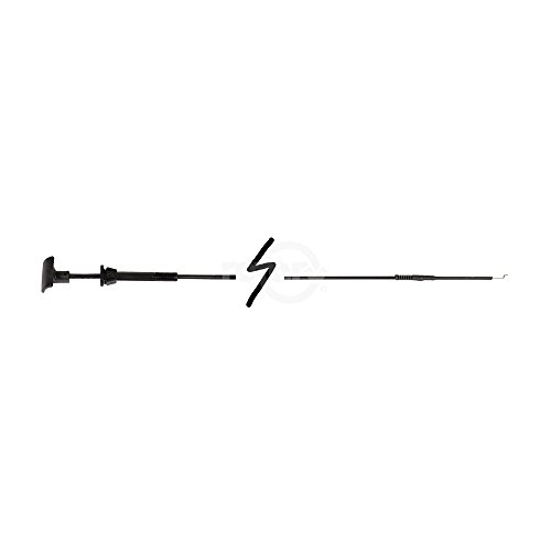 946–3021, 746–3021Choke Control Kabel, MTD, weiß, Yard Machine