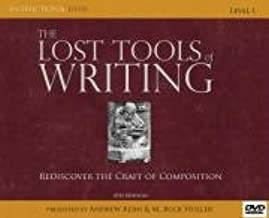 The Lost Tools of Writing Level 1 Instructional DVDs