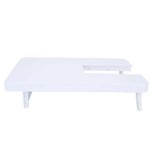 Mxzzand Tavolo per Macchina da Cucire, Mini tavola Pieghevole per Macchina da Cucire per Uso Domestico