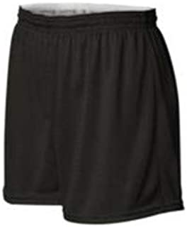 Champion Women's Active Mesh Shorts, Black, Small