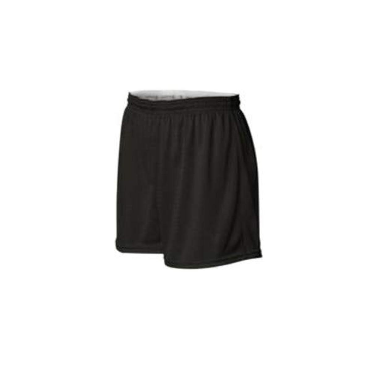 接続最も批判的Champion Women's Active Mesh Shorts, Black, 2X-Large