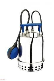 EBARA serie BEST ONE MA elektrische pomp met vlotter voor helder water van AISI 304