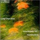 Luigi Cherubini: String Quartets, Vol. 1