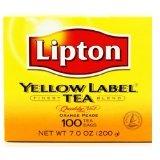 New Lipton Teebeutel, 100 kt (New Lipton Yellow Label), 100 Stück