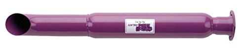 Flowtech - 50231FLT Muffler, Purple Hornie 3'X 3 Hole