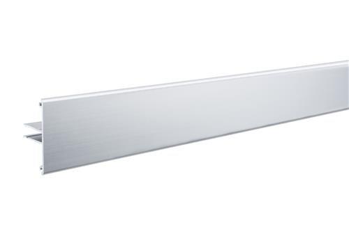 Duo Profil 2m Alu eloxiert, Aluminium