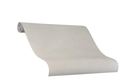 Tapete Beige Uni - Ideal für Wohnzimmer - Colani Visions - Made in Germany - 10,05m X 0,70m - 53315