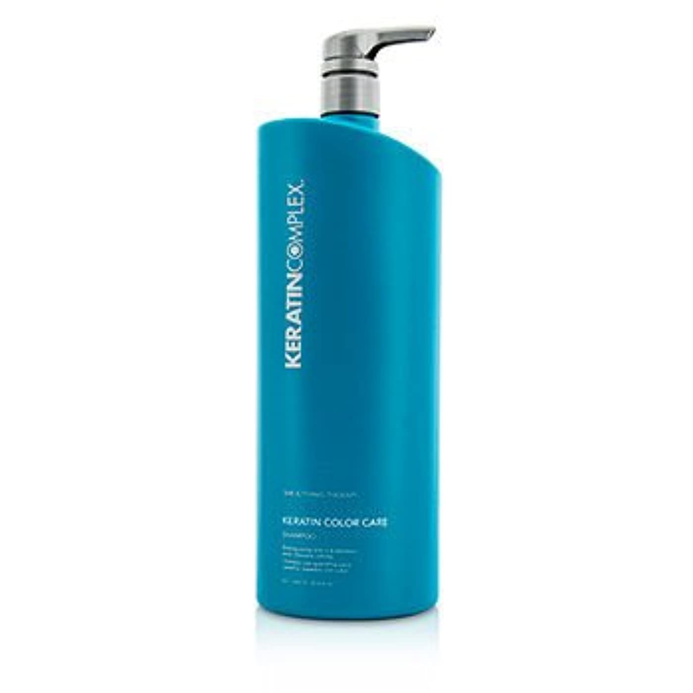 チップ傾向があります送信する[Keratin Complex] Smoothing Therapy Keratin Color Care Shampoo (For All Hair Types) 1000ml/33.8oz