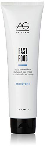 AG Hair Moisture Fast Food Leave On Conditioner, 6 Fl Oz