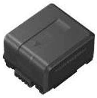 SDVWVBG130 Rechargeable Lithium-Ion Battery - Ultra High Capacity (1320mAh 7.2V) Replacement for the Panasonic VW-VBG130 Battery For Panasonic HDC-TM10, HDC-TM15, HDC-TM20, HDC-TM200, HDC-TM300, HDC-TM700, NV-GS330, PV-GS90, SDR-H40, SDR-H60, SDR-H80,