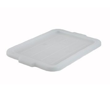 Winco PL-57W Dish Box Cover