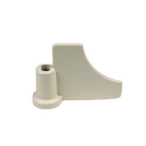 Unold Gancho para masa con revestimiento de cerámica, para panera Backmaster Extra 68511, 6851172