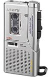 Sony M-540v Microcassette Recorder