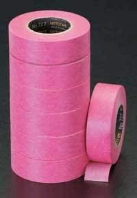 エスコ(ESCO) マスキングテープ シーリング用 6巻 20mm×18M EA944NT-3 [養生テープ]