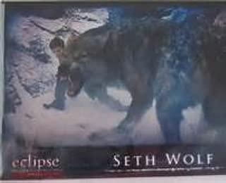 The Twilight Saga - Eclipse Premium Trading Cards - Series 2 - #143 - Seth Wolf