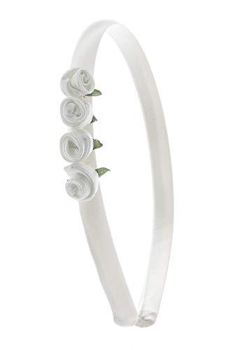 Diadema para niña con flores♥Hecho a mano♥