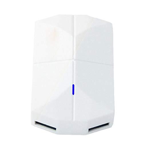 HappyL Productos eléctricos 110 V-240V 2 Puertos 2.1A Adaptador de Cargador de Pared 5V Hub USB Cargo RÁPIDO TELÉFONO MÓVIL Mobile UE Tapón