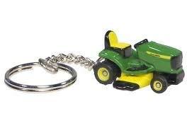 John Deere Mini Lawn Mower Key Chain