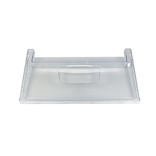 Original Indesit Ariston Hotpoint cassetto portaoggetti copertura risconti 430 x 240 C00283741