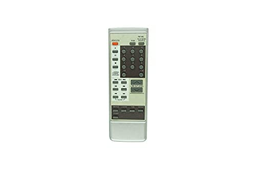 Replacement Remote Control for Sony CDP-CX355 CDP-CX4 CDP-CX445...